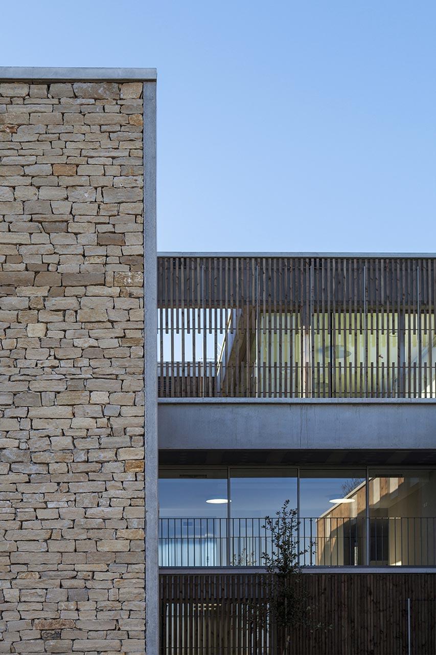 projet LAB Franck Martinez architectes