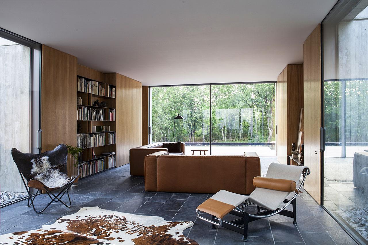maison H Franck Martinez, architectes