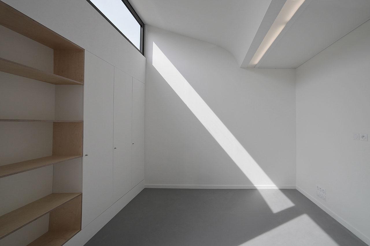 projet NOT Franck Martinez architectes